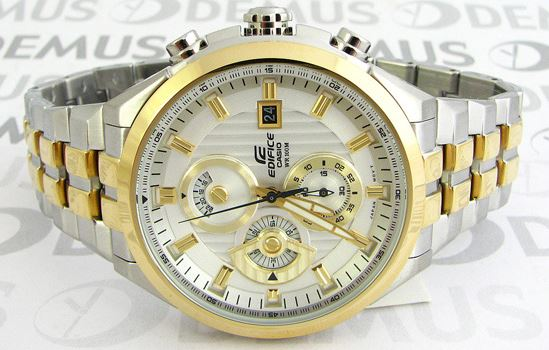 Đồng hồ nam cao cấp Casio Gold Deluxe
