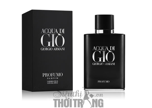 Acqua Di Gio Profumo Black for Men dior