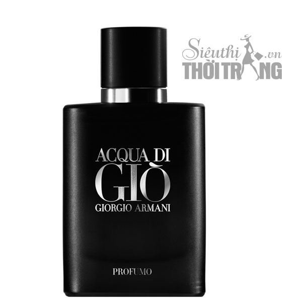 Acqua Di Gio Profumo Black for Men thanh lịch