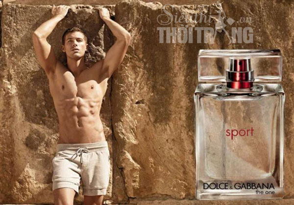 Nước hoa nam Dolce & Gabbana the one Sport 2015
